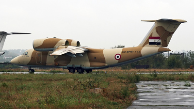 1255 - Antonov An-74T-200A - Egypt - Air Force