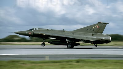 A-019 - Saab F-35 Draken - Denmark - Air Force
