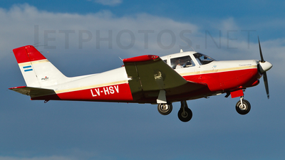 LV-HSV - Piper PA-24-180 Comanche - Private
