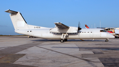 C-FEYG - Bombardier Dash 8-314 - Voyageur Airways