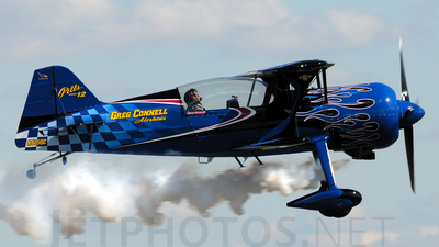 N415GC - Pitts 12S - Private