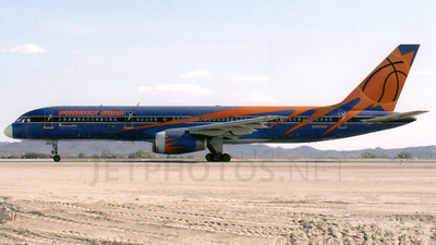 N907AW - Boeing 757-225 - America West Airlines