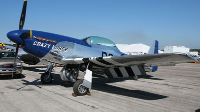 N351DT - North American P-51D - Stallion 51
