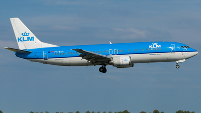 PH-BDR - Boeing 737-406 - KLM Royal Dutch Airlines