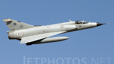 I-006 - Dassault Mirage IIIEA - Argentina - Air Force