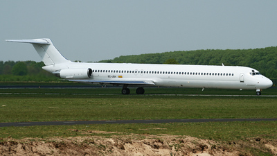 EC-JQV - McDonnell Douglas MD-83 - Swiftair