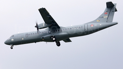 TCB-701 - ATR 72 MUA - Turkey - Navy