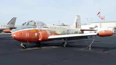 N6204H - Hunting Percival Jet Provost T.3A - Private