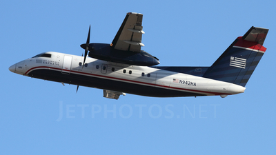 N942HA - Bombardier Dash 8-102 - US Airways Express (Piedmont Airlines)