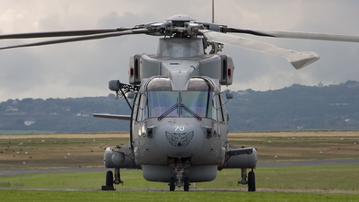 ZH857 - Agusta-Westland Merlin HM.2 - United Kingdom - Royal Navy