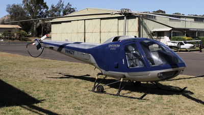 VH-KZY - Enstrom 280FX Shark - Private