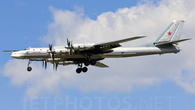RF-94128 - Tupolev Tu-95 Bear - Russia - Air Force
