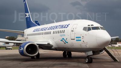 LV-BBW - Boeing 737-5Y0 - Aerolíneas Argentinas
