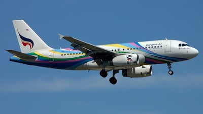 HS-PGY - Airbus A319-132 - Bangkok Airways