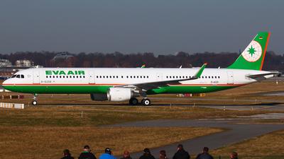 D-AVZI - Airbus A321-211 - Eva Air