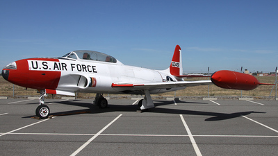 58-0468 - Lockheed T-33A Shooting Star - United States - US Air Force (USAF)