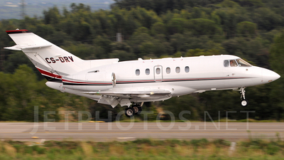 CS-DRV - Raytheon Hawker 800XP - NetJets Europe