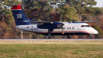 N907HA - Bombardier Dash 8-102 - US Airways Express (Piedmont Airlines)