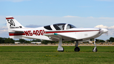 A picture of N540GL -  - [3070] - © Paul Chandler