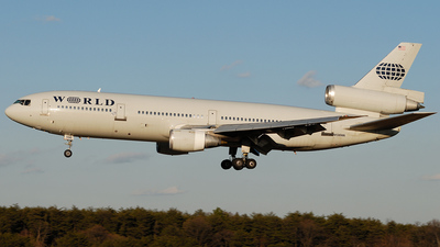 N136WA - McDonnell Douglas DC-10-30 - World Airways