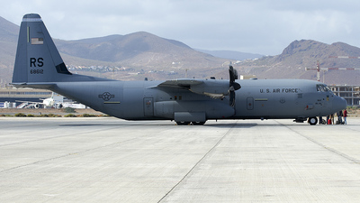 06-8612 - Lockheed Martin C-130J-30 Hercules - United States - US Air Force (USAF)