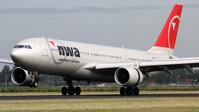 N853NW - Airbus A330-223 - Northwest Airlines