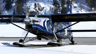 HB-FLG - Pilatus PC-6/B2-H4 Turbo Porter - Scenic Air