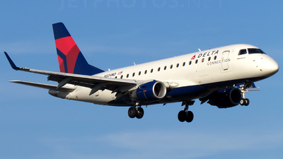 N824MD - Embraer 170-100SU - Delta Connection (Shuttle America)