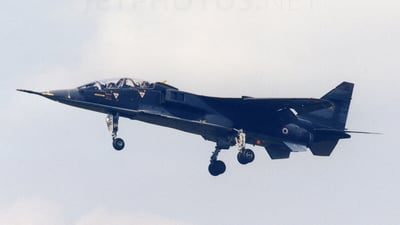 E40 - Sepecat Jaguar E - France - Air Force