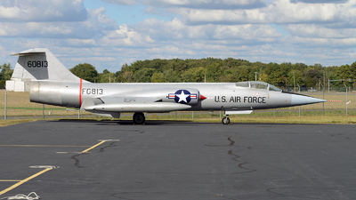 56-0813 - Lockheed F-104A Starfighter - United States - US Air Force (USAF)