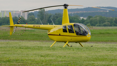 SP-GTS - Robinson R44 Raven II - Private