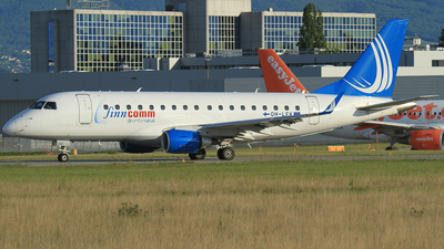 OH-LEK - Embraer 170-100STD - Finncomm Airlines