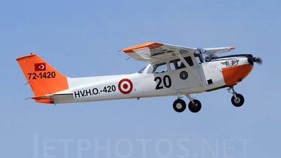 72-1420 - Cessna T-41D Mescalero - Turkey - Air Force