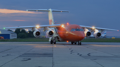 OO-TAW - British Aerospace BAe 146-200(QT) - TNT Airways