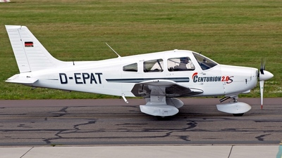 D-EPAT - Piper PA-28-161 Warrior III - Thielert Aircraft Engines