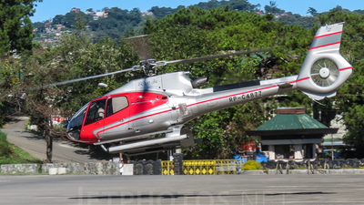 RP-C4877 - Eurocopter EC 130B4 - Private