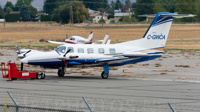 C-GWCA - Piper PA-42-720 Cheyenne IIIA - Wildcountry