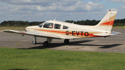A picture of GEVTO - Piper PA28161 -  - © Ian Howat