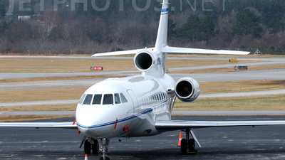 N908SB - Dassault Falcon 900EX - Private