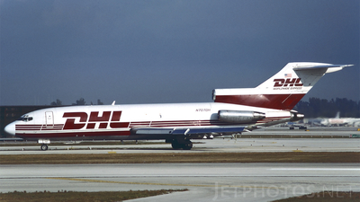 N707DH - Boeing 727-22(F) - DHL Air
