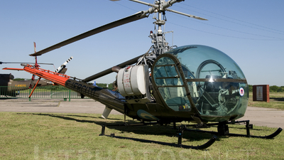 AE-363 - Hiller UH-12ET Raven - Argentina - Army