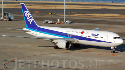JA8275 - Boeing 767-381 - All Nippon Airways (ANA)