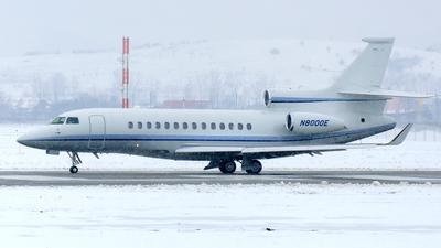 N8000E - Dassault Falcon 7X - Private