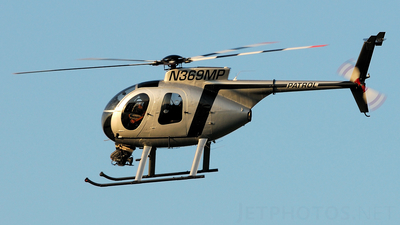 A picture of N369MP - MD Helicopters MD 500 - [670150D] - © Agustin Anaya