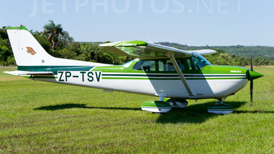 ZP-TSV - Cessna R172K Hawk XP II - Private