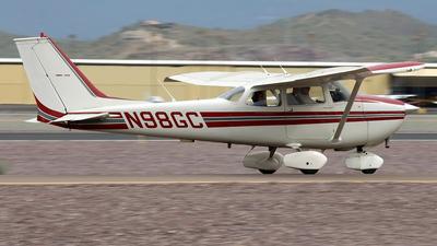 A picture of N98GC - Cessna 172K Skyhawk - [17257750] - © Jeremy D. Dando