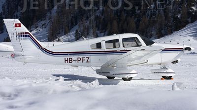 A picture of HBPFZ - Piper PA28236 - [288111033] - © Roberto Bianchi