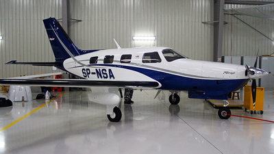 SP-NSA - Piper PA-46-350P Malibu Mirage - Private