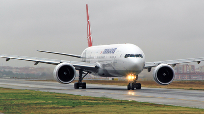 VT-JEM - Boeing 777-35RER - Turkish Airlines