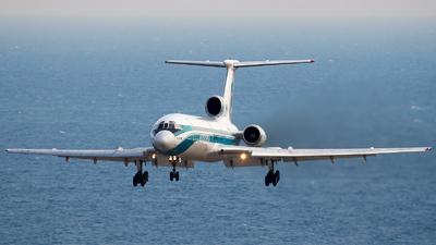 RA-85675 - Tupolev Tu-154M - Alrosa Airlines